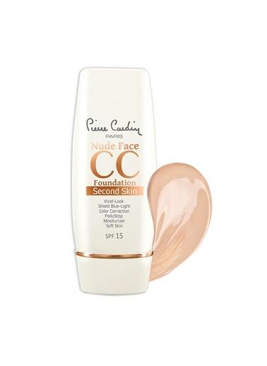 Pierre Cardin Nude Face CC Cream Spf 15 Light Fondöten Renksiz